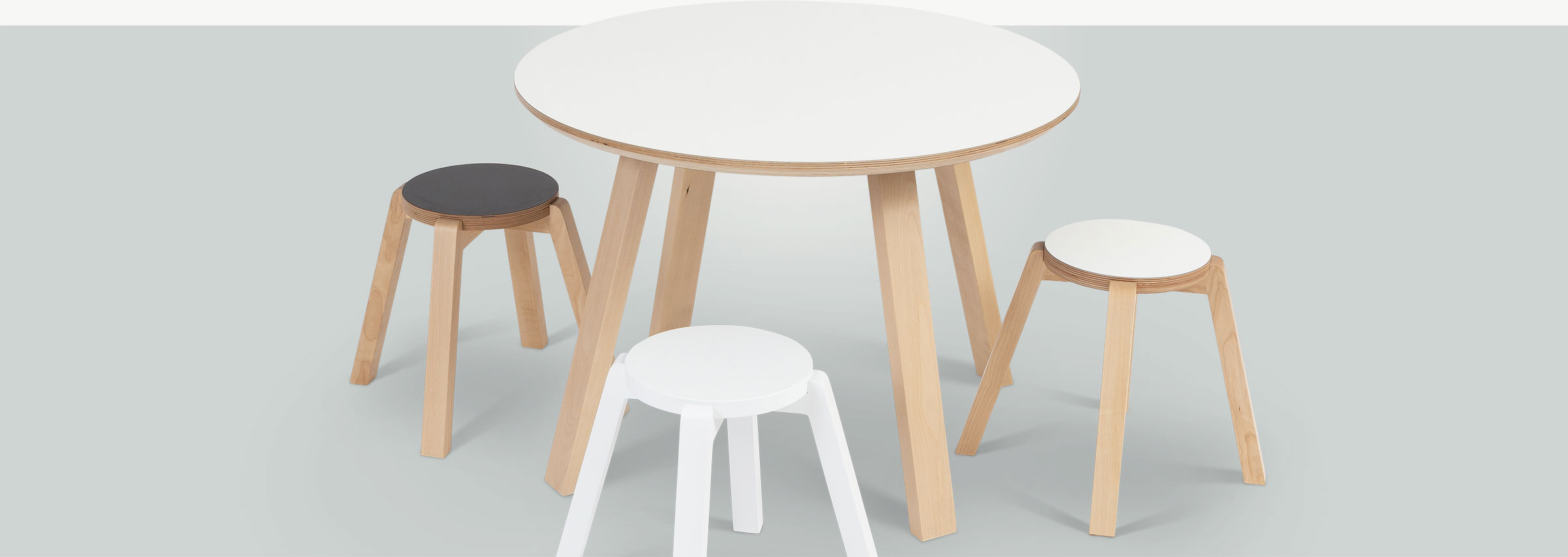 Onni Table and Stools 4 pcs